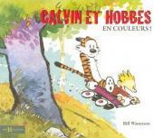 (AUT) Watterson -1Cat- Calvin et Hobbes en couleurs !