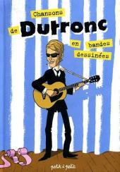 Chansons en Bandes Dessinées  - Chansons de Dutronc en bandes dessinées