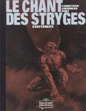 Le chant des Stryges -6TL- Existences