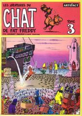 Chat de Fat Freddy (Les aventures du) -3- Tome 3