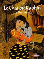 Le chat du Rabbin -1Pub- La Bar-Mitsva