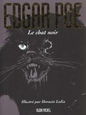 Le chat noir (Poe) - Le chat noir