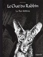 Le chat du Rabbin -1TL- La Bar-Mitsva