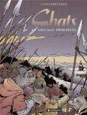 Chats -4- Le village immortel
