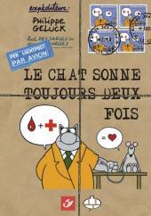 Le chat -HS1TL- Le Chat sonne toujours deux fois