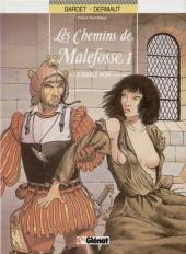 Les chemins de Malefosse -1a1986- Le diable noir