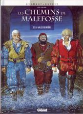 Les chemins de Malefosse -3c97- La vallée de misère
