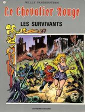 Le chevalier Rouge -1- Les survivants