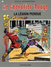 Le chevalier Rouge -2- La légion perdue