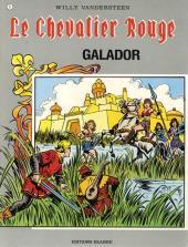 Le chevalier Rouge -5- Galador
