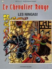 Le chevalier Rouge -6- Les Ningas!