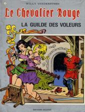 Le chevalier Rouge -9- La guilde des voleurs