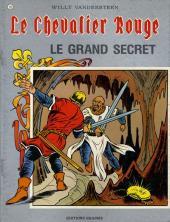 Le chevalier Rouge -10- Le grand secret