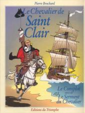 Le chevalier de Saint-Clair -1- Le Complot suivi de Le Serment du Chevalier