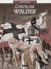 Chevalier Walder -1- Le prisonnier de Dieu