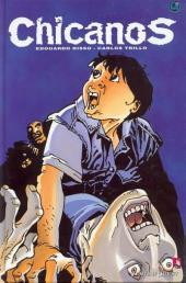 Couverture de Chicanos - Tome 0