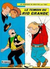 Chick Bill -2340b84- Le Témoin du Rio Grande