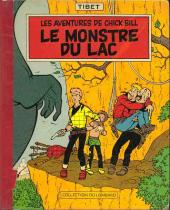Chick Bill (collection du Lombard) -9- Le monstre du lac