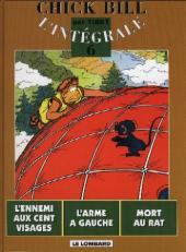 Chick Bill - L'Intégrale -6- L'Intégrale n°6