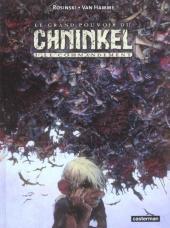 Le grand pouvoir du Chninkel -1- Le commandement