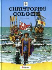 Christophe Colomb (Jijé) -1- Premier voyage