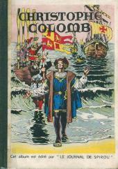 Christophe Colomb (Jijé) - Christophe Colomb