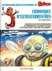 Chronique d'extraterrestres - Tome 1
