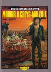 Chroniques de fin de siècle -2- Mourir à Creys-Malville