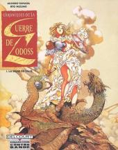 Chroniques de la guerre de Lodoss -1- La dame de Falis