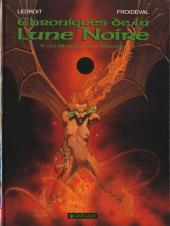 Chroniques de la Lune Noire -3a94- La Marque des Démons