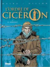 L'ordre de Cicéron -3- Le survivant