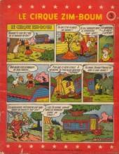 Le cirque Zim-Boum -3- Tome 03