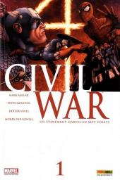Civil War - Tome 1