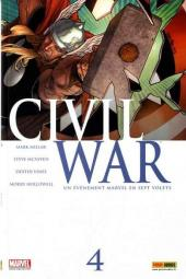 Civil War - Tome 4