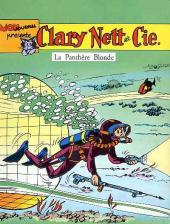 Clary Nett et Cie -5- La Panthère Blonde