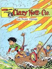 Clary Nett et Cie -2- Les Super Vikings