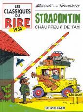 Strapontin -INT- Strapontin chauffeur de taxi