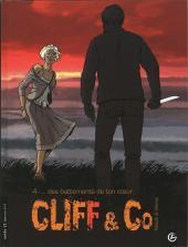 Cliff and Co -4- ...des battements de ton cœur