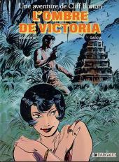 Cliff Burton (Une aventure de) -2- L'ombre de Victoria