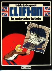Clifton -11- La mémoire brisée