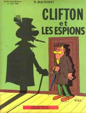 Clifton (1re série) -3- Clifton et les espions