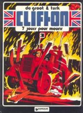 Clifton -3- 7 jours pour mourir