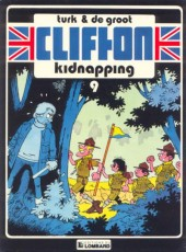 Clifton -9- Kidnapping