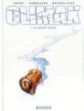 Climax -1- Le désert blanc