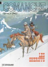 Comanche -8b1993- Les shériffs