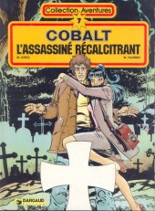 Cobalt (Greg/Fahrer) -2- L'assassiné récalcitrant