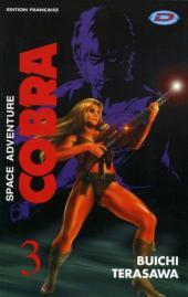 Cobra - Space Adventure Cobra (Dynamic Visions) -3- L'arme absolue