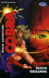 Cobra - Space Adventure Cobra (Dynamic Visions) -5- Le Rugball