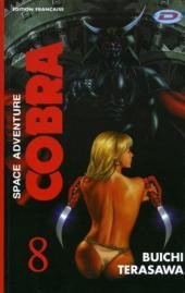 Cobra - Space Adventure Cobra (Dynamic Visions) -8- La déesse de Cid