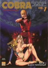 Cobra - The Space Pirate (Taifu Comics) -1- The Psychogun